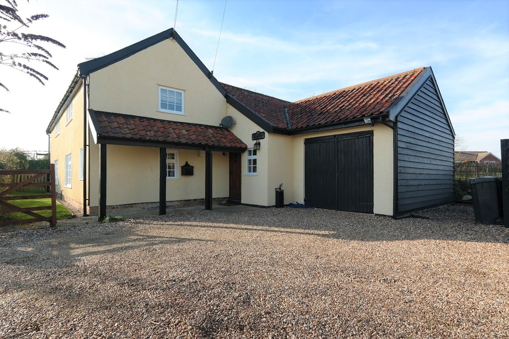 Walnut Tree Cottage, , Brettenham Road, Buxhall, Stowmarket, IP14 3EA