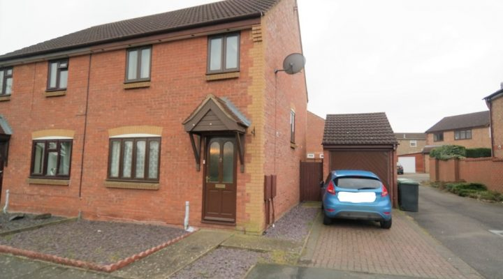 , 115, Spencer Way, , Stowmarket, IP14 1UQ